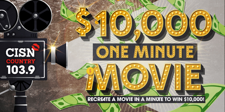 $10,000 One Minute Movie
